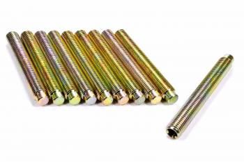 "Allstar Performance - Allstar Performance 8"" Steel Weight Jack Bolt - Coarse Thread (10 Pack)"
