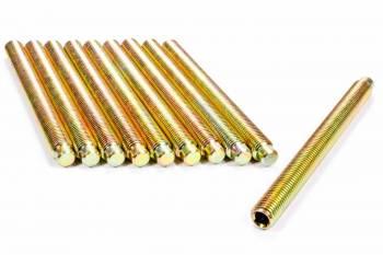 "Allstar Performance - Allstar Performance 11"" Steel Weight Jack Bolt - Coarse Thread (10 Pack)"