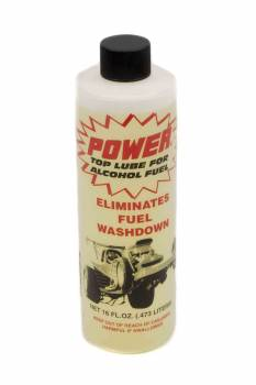 Allstar Performance - Power Plus Alcohol Upper Lube - 16 oz. - Treats 55 Gallons