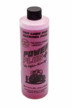 Power Plus - Manhattan Oil - Power Plus Alcohol Upper Lube - 16 oz. - Cherry Fragrance - Treats 55 Gallons