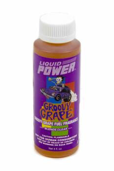 Power Plus - Manhattan Oil - Power Plus Alcohol Fuel Fragrance - Grape - 4 oz. - Treats 30 Gallons