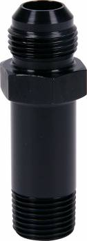 "Allstar Performance - Allstar Performance Aluminum Oil Inlet Fitting -10 AN x 1/2"" NPT - 3.00"" Length"