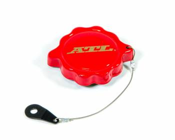 ATL Racing Fuel Cells - ATL Replacement Fuel Cell Cap - Red