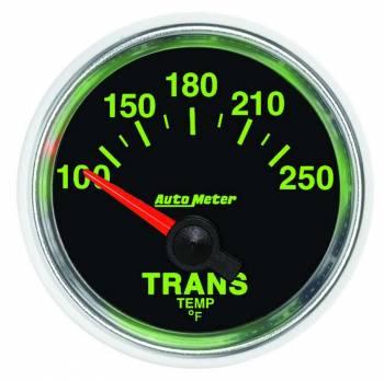 """Auto Meter - Auto Meter GS Electric Transmission Temperature Gauge - 2-1/16"""""""