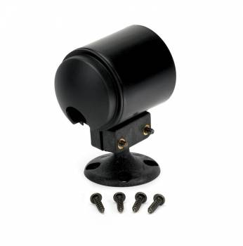"""Auto Meter - Auto Meter 2-1/16"""" Gauge Pod Pedestal Mount - Black"""