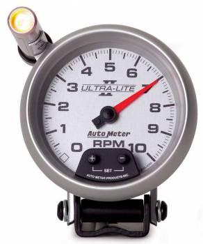 Auto Meter - Auto Meter Ultra-Lite II Tachometer - 3-3/4 in.