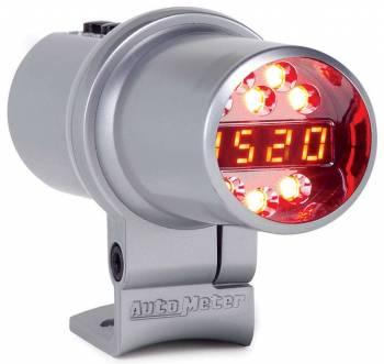 Auto Meter - Auto Meter Digital Pro Shift Lite Stage 1 - Silver