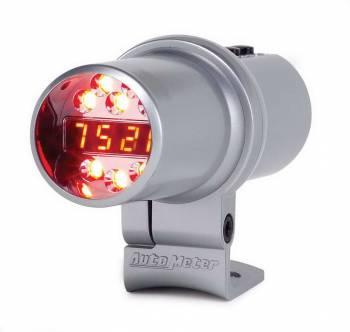 Auto Meter - Auto Meter Digital Pro Shift Lite Stage 2 - Silver
