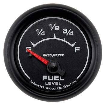 Auto Meter - Auto Meter ES Electric Fuel Level Gauge - 2-1/16 in.