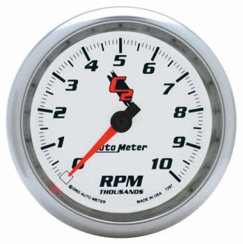 """Auto Meter - Auto Meter C2 In-Dash Tachometer - 3-3/8"""""""