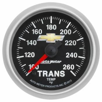 """Auto Meter - Auto Meter 2-1/16"""" Trans Temp Gauge - GM COPO Camaro"""