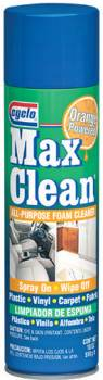 Cyclo Industries - Cyclo Max Clean® All-Purpose Foam Cleaner - Vinyl Carpet Fabric Plastic - 18 Fluid oz.