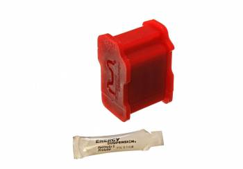 Energy Suspension - Energy Suspension Performance Torque Arm Mount Bushing - Red