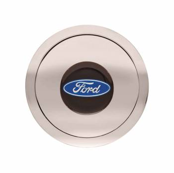 GT Performance - GT Performance GT9 Horn Button-Small-Ford Oval