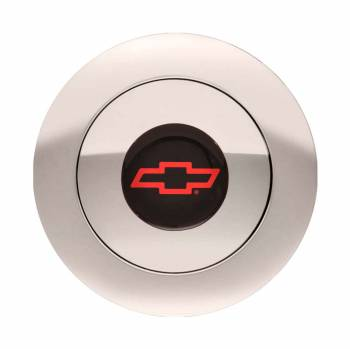GT Performance - GT Performance GT9 Horn Button-Large-Chevy Bowtie