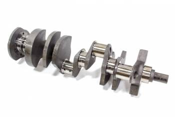 "K1 Technologies - K1 Technologies Forged 4340 Steel Crankshaft - SB Chevy 350 - Stroke: 3.750"" - Main Journal: 350 - Rod Pin: 2.100"" - Flange: 6 Bolt Chevy - Weight: 55 lbs."