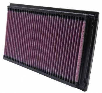 K&N Filters - K&N Replacement Air Filter - 1981-2017 Nissan 1.6L/1.7L/1.8L/1.9L/2.0L/2.4L/2.8L/3.0L/3.5L/4.2L
