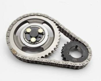 Manley Performance - Manley Pro Series True Roller Timing Set - SB Chevy - Stock Center - to - Center