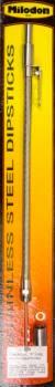 Milodon - Milodon Stainless Steel Oil Dipstick - Univ. w/ Weld-in Bung