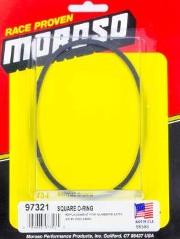 Moroso Performance Products - Moroso Square Replacement O-Ring (Only)