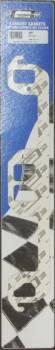 Mr. Gasket - Mr. Gasket Exhaust Gasket Set - Port Dimensions: Width: 1 in. x Height: 1.64 in.