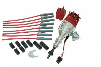 MSD - MSD Ford Crate Engine Ignition Kit - Ready To Run -351W