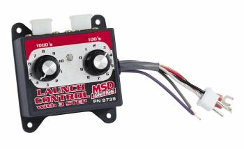 MSD - MSD RPM Launch Control Module Selector - For MSD 6/7 Series