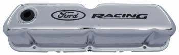 Proform Parts - Proform Ford Racing Stamped Steel Valve Covers - Ford 289-302-351W