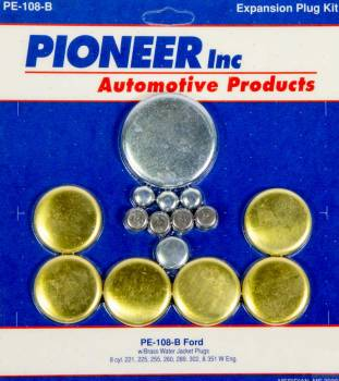 Pioneer Automotive Products - Pioneer SB Ford 221-351W - Brass