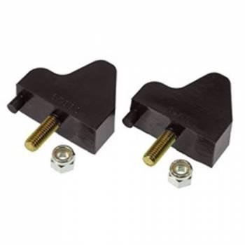 Prothane Motion Control - Prothane Bump Stop Kit - Black