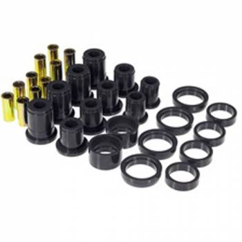 Prothane Motion Control - Prothane Control Arm Bushing Kit - Black