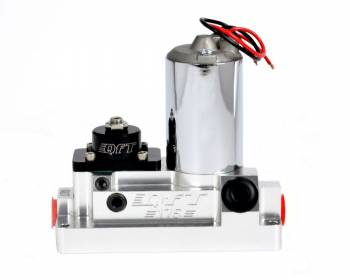 Quick Fuel Technology - Quick Fuel Technology 175 GPH Bypass Billet Electric Fuel Pump