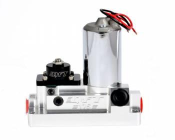 Quick Fuel Technology - Quick Fuel Technology 175 GPH Bypass Billet Electric Fuel Pump