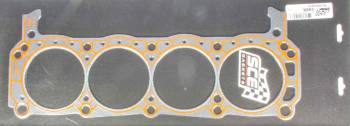 "SCE Gaskets - SCE Pro Seal Performance Composite Head Gasket - SB Ford 289-351W - Bore Opening: 4.080"" - Compressed Thickness: .060"" (Each)"