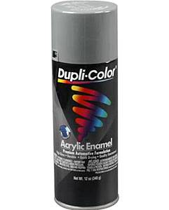 Dupli-Color - Dupli-Color® Premium Enamel - 12 oz. Can - Medium Gray