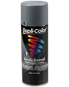 Dupli-Color - Dupli-Color® Premium Enamel - 12 oz. Can - Machinery Gray