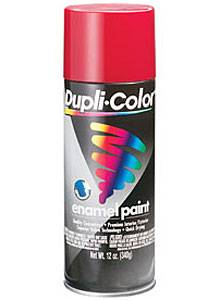 Dupli-Color - Dupli-Color® Premium Enamel - 12 oz. Can - Cherry Red