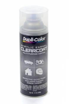 Dupli-Color - Dupli-Color® Premium Enamel - 12 oz. Can - Crystal Clear