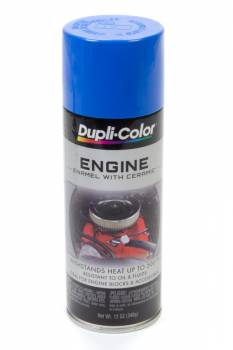 Dupli-Color - Dupli-Color® Engine Enamel - 12 oz. Can - Ford Blue