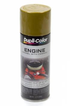 Dupli-Color - Dupli-Color® Engine Enamel - 12 oz. Can - Universal Gold