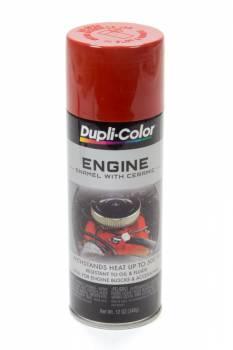 Dupli-Color - Dupli-Color® Engine Enamel - 12 oz. Can - Ford Red