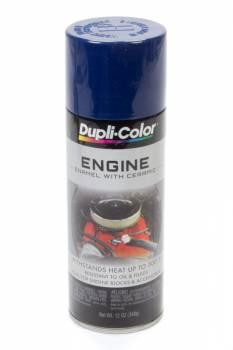 Dupli-Color - Dupli-Color® Engine Enamel - 12 oz. Can - Ford Dark Blue