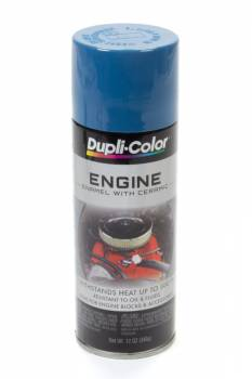 Dupli-Color - Dupli-Color® Engine Enamel - 12 oz. Can - General Motors Blue