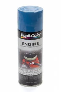 Dupli-Color - Dupli-Color® Engine Enamel - 12 oz. Can - General Motors Blue