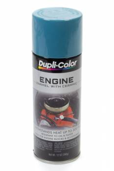 Dupli-Color - Dupli-Color® Engine Enamel - 12 oz. Can - Pontiac Blue