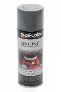 Dupli-Color - Dupli-Color® Engine Enamel - 12 oz. Can - New Ford Gray