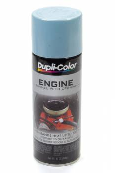 Dupli-Color - Dupli-Color® Engine Enamel - 12 oz. Can - Pontiac Blue Metallic