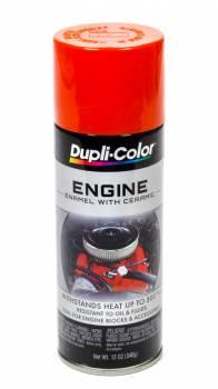 Dupli-Color - Dupli-Color® Engine Enamel - 12 oz. Can - Chvrolet Orange