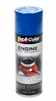Dupli-Color - Dupli-Color® Engine Enamel - 12 oz. Can - Old Ford Blue
