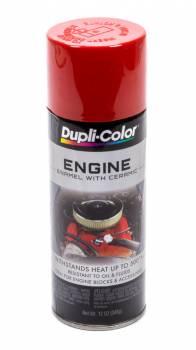 Dupli-Color - Dupli-Color® Engine Enamel - 12 oz. Can - Chrysler Industrial Red